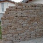 Terrassenmauer